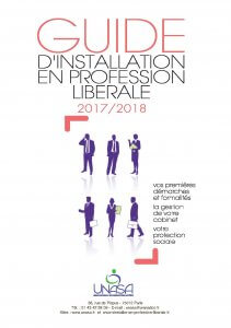 Guide d'installation en profession libérale